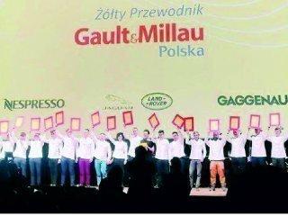 Restauracja Hotelu Park ponownie w Żółtym Przewodniku Gault&Millau!