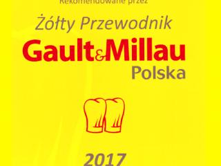 Park Hotel w gronie najlepszych restauracji w Polsce