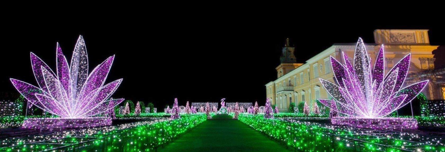 Zima w Warszawie - iluminacje i inne atrakcje