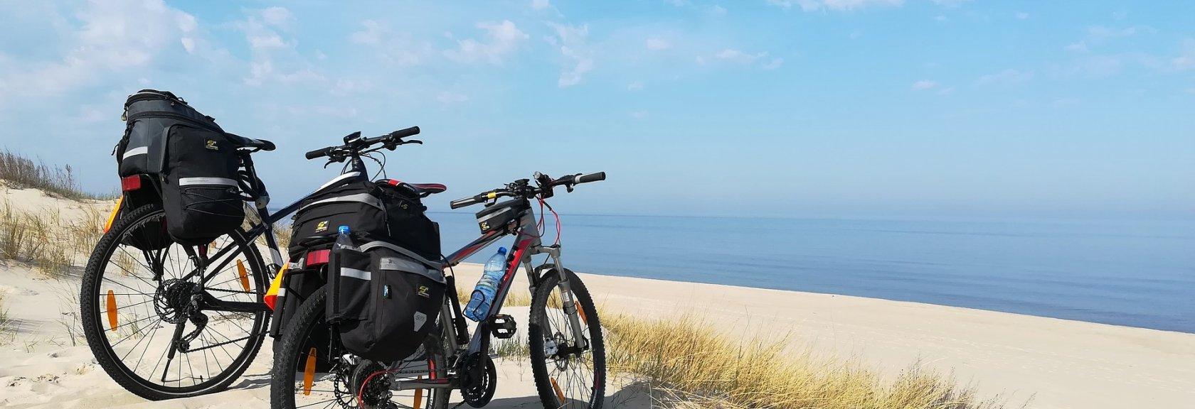 Rowerem po wybrzeżu