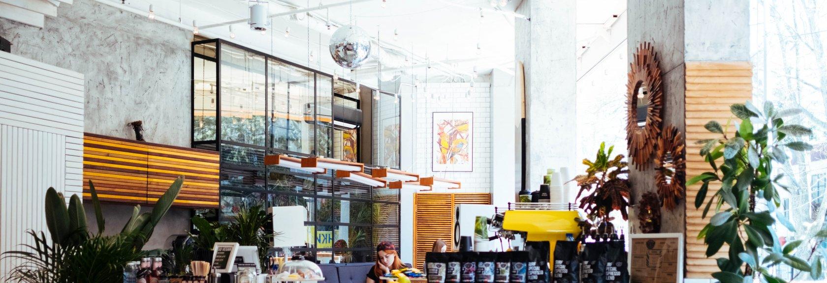 5 nietypowych kawiarni w stolicy