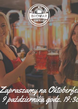 Oktoberfest w Browarze Stary Rynek