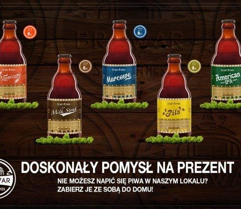 Piwo z Browaru Stary Rynek