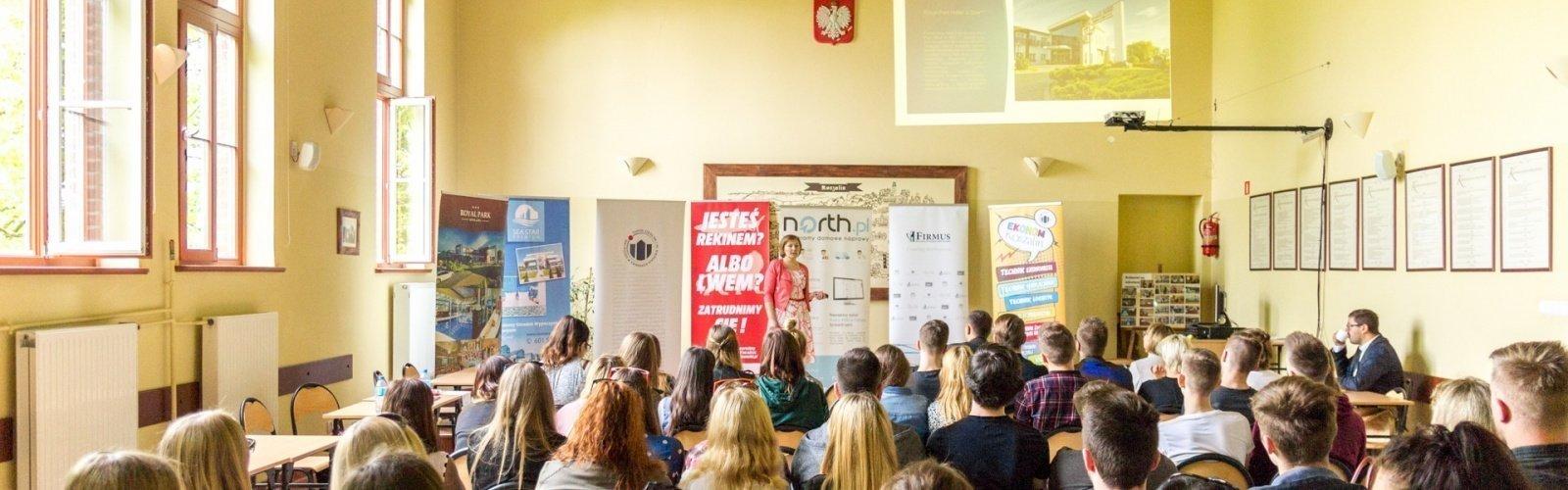 Tydzień zawodowca w Koszalińskim Ekonomie