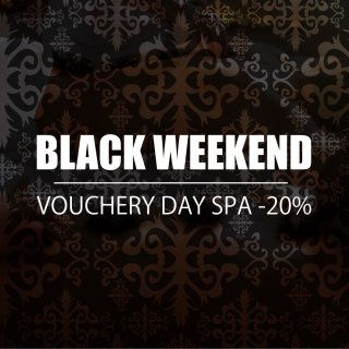 Rusza Black Weekend 2019 - Day SPA -20%