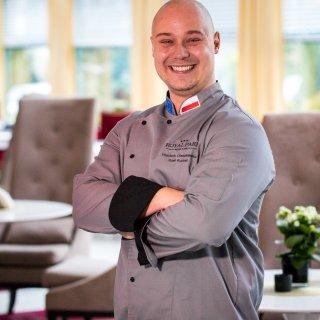 Nowy Szef Kuchni Royal Park Hotel & SPA