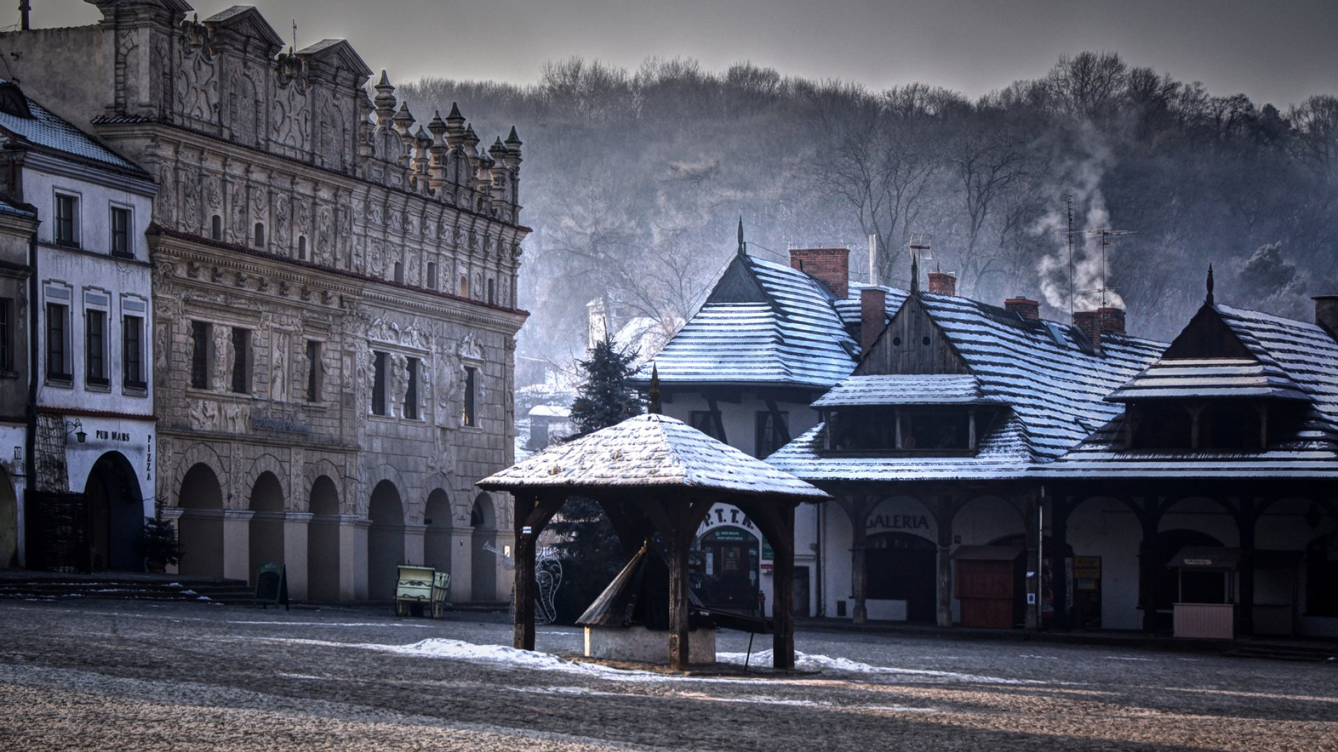 Odkryj zimowy Kazimierz!