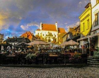 Kazimierz Jesienią - idealny pomysł na pobyt we dwoje
