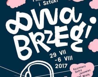 Festiwal Dwa Brzegi sierpień 2017