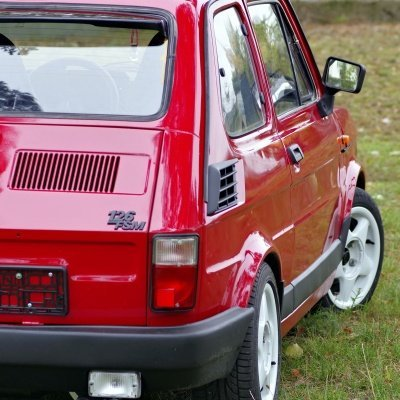 Pakiet - Fiat 126p
