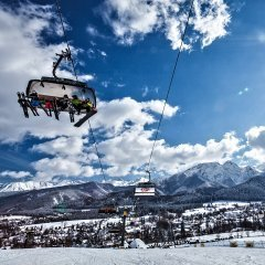 Polana Szymoszkowa Ski Centre