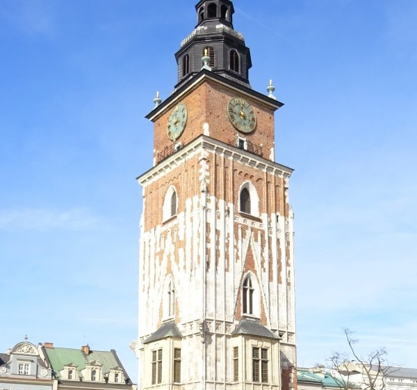THE TOWN HALL TOWER