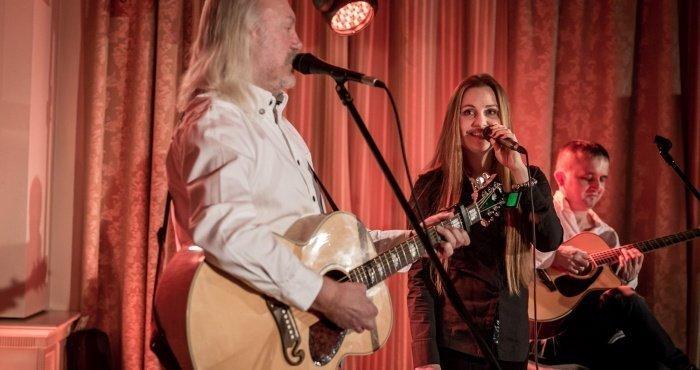 Andrzej Sikorowski & Maja Sikorowska Concert