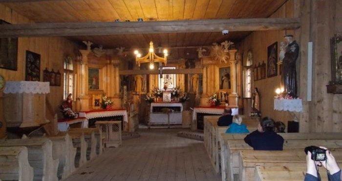 Kościółek i Cmentarz na Pęksowym Brzyzku