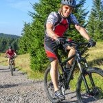 Cycling and hiking trails