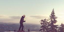 Ski slopes - Ustrzyki Dolne