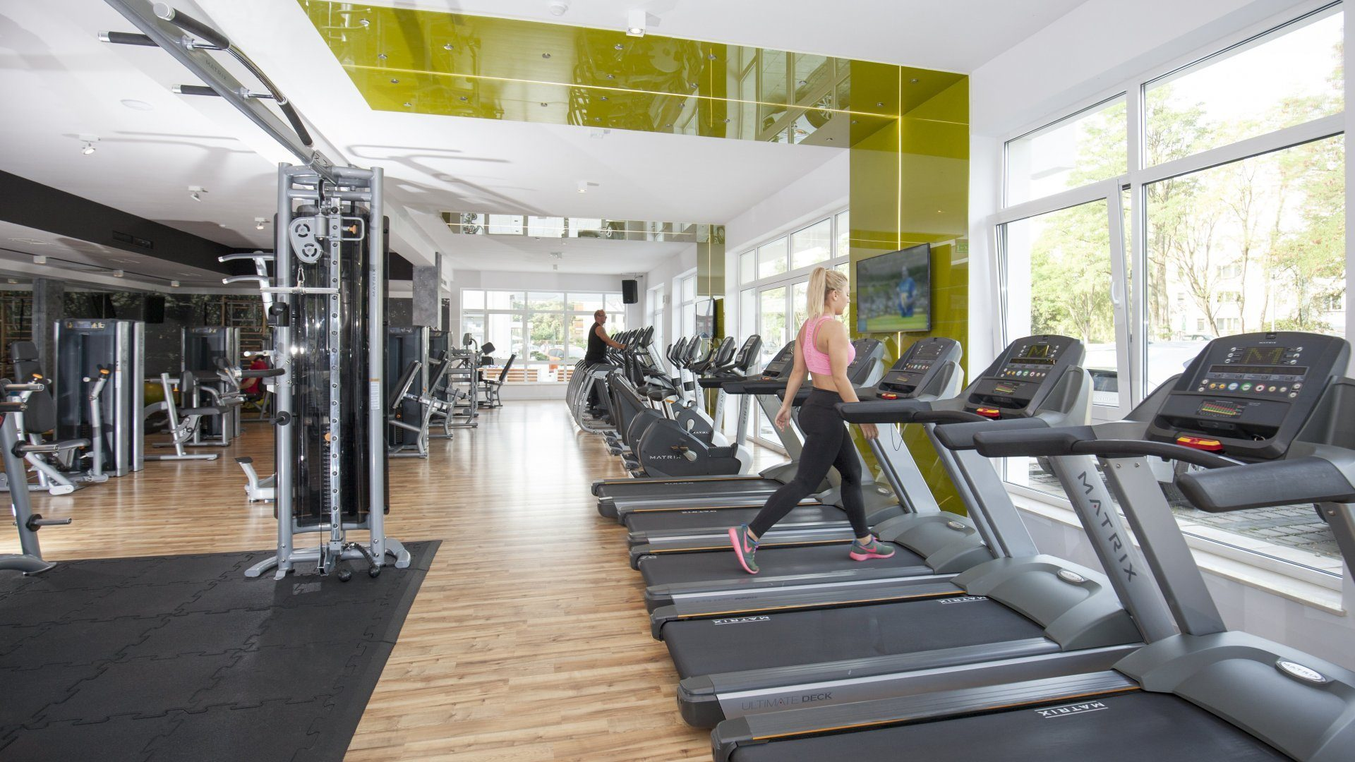 Fitness & Gym by Grand Lubicz - Zaprasza!
