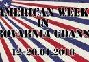 AMERICAN WEEK W BROVARNI GDAŃSK