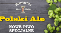 """5/23/2019 - LIMITOWANE  PIWO """"POLSKI ALE"""""""