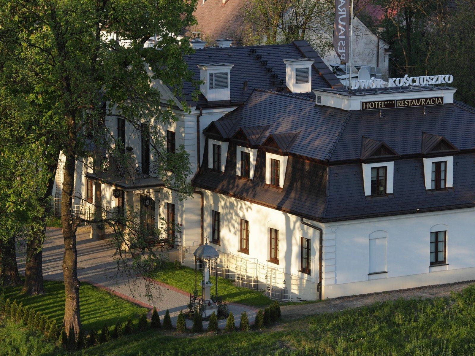 Hotel kościuszko hotele donimirski