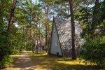 Domki wczasowe typu Wieżyca