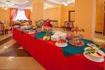 Bufet śniadaniowy w budynku GRUNWALD