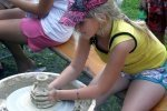 Pottery classes for children