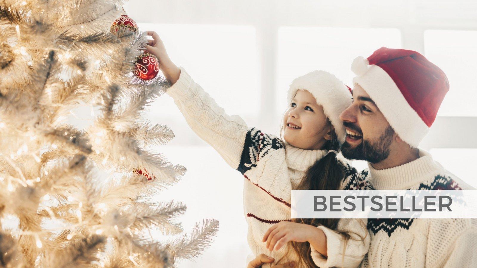Boże Narodzenie Dłużej = Taniej