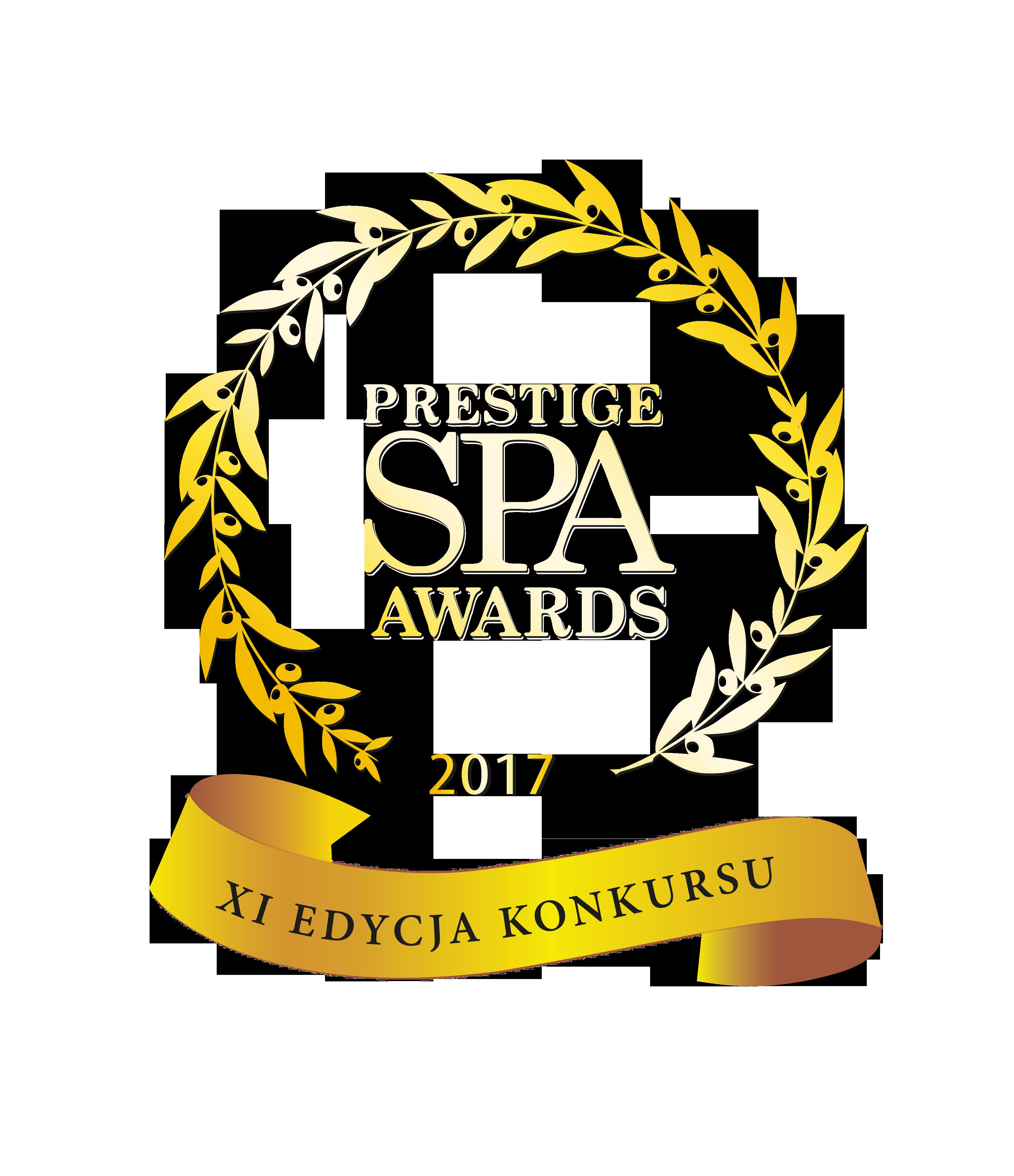 I nagroda Spa Prestige Awards 2017 Najlepsze Ślubne SPA