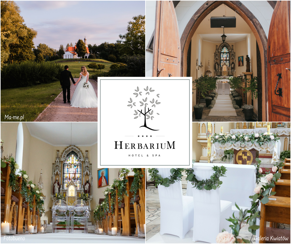 ślub Herbarium Hotelspa