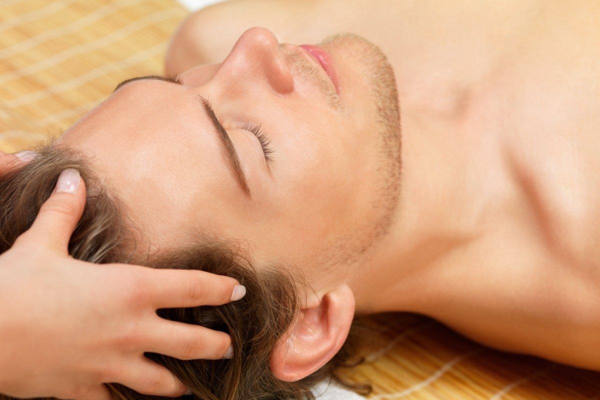 Смотреть хороший массаж для мужчины 21 фотография