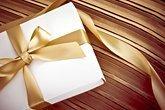 Make a present