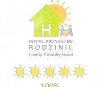 2016-10-03 - 100% ocena z wymagającego audytu od Hotel Przyjazny Rodzinie!