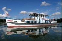 Statek M/S Sybilla - max. 48 os.