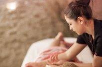 Gabinet masażu i zabiegów na ciało
