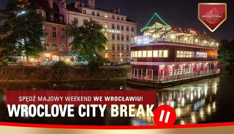 Wroclove City Break