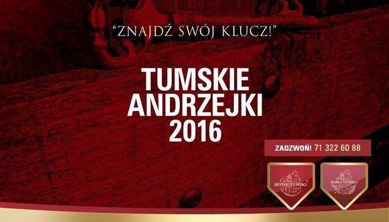 Andrzejki Tumskie 2016
