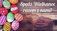 3/23/2017 - Wielkanoc w Hotelu Tumskim i w Karczmie młyńskiej!