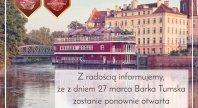 2017-05-12 - Otwarcie Barki Tumskiej