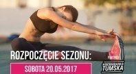 5/12/2017 - Start Fitness on Tumski Barge 20.05!