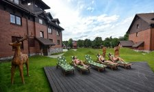 Relaks w Hotel Żubrówka