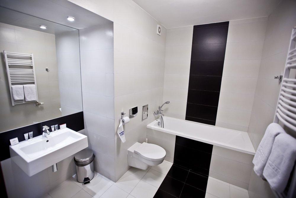Hotel Tarnovia Tarnów Strefa Premium Komfortowe Pokoje