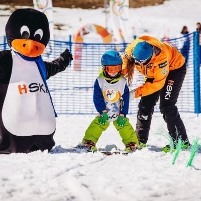 SKI CLASSES WITH THE HSKI SCHOOL INSTRUCTORS