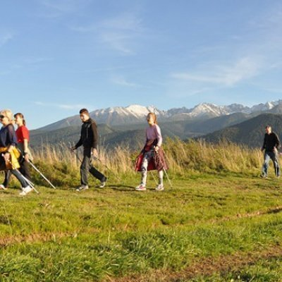SUMMER NORDIC WALKING