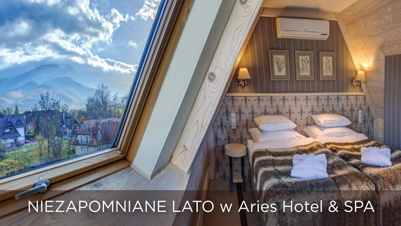Aries Hotel Spa Zakopane Luksusowy Hotel W Centrum Zakopanego