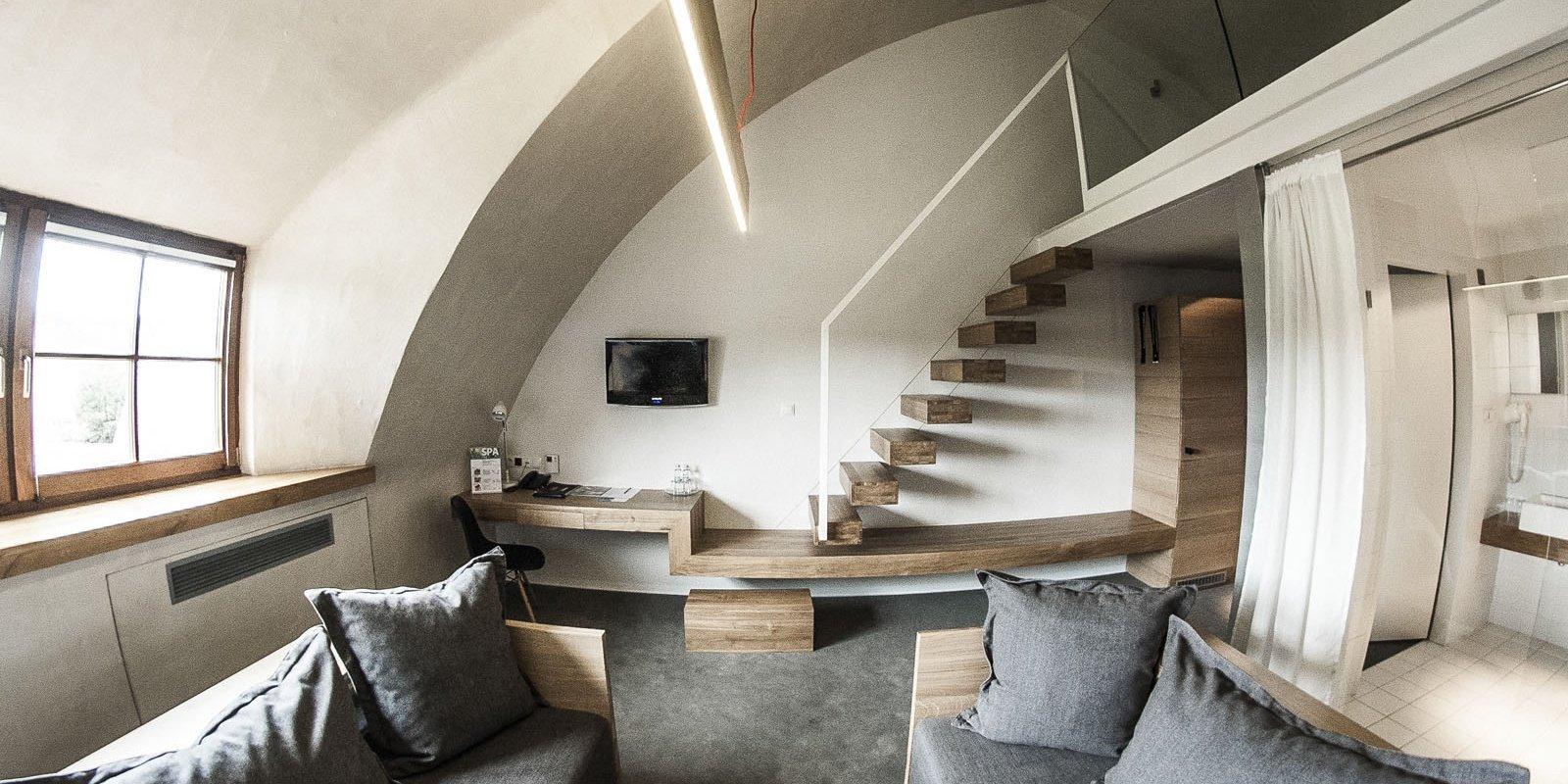 Doppel/Zweibettzimmer Zimmer Deluxe