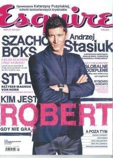Esquire wrzesień 2015