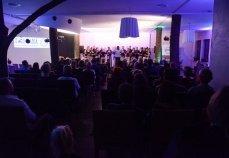 Somwhere over the rainbow....czyli świąteczny koncert charytatywny w HOT_elarni****
