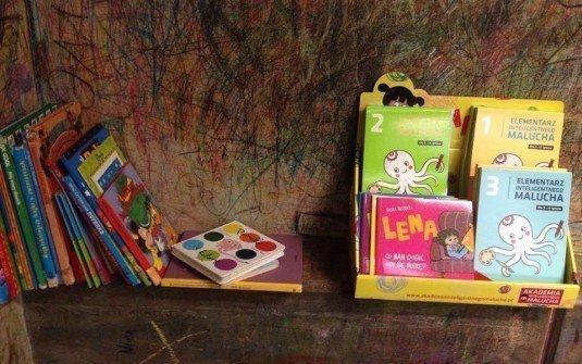 Edukacyjne książeczki dla dzieci w HOT_elarni i SPA_larni