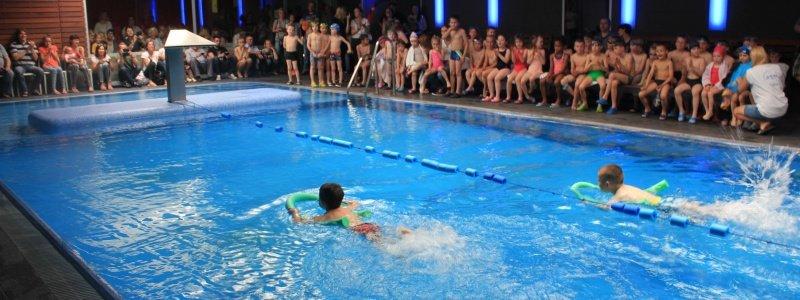 Zwody pływackie dla dzieci w SPA_larni DAY SPA 2015